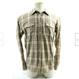 Patagonia Men's Long Sleeve Shirt Sz Medium